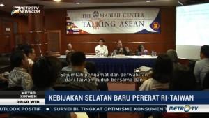 Kebijakan Selatan Baru Pererat Indonesia-Taiwan