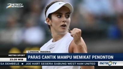 Deretan Petenis Cantik Wimbledon