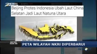 Tiongkok Protes Peta Baru Indonesia