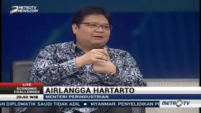 Ini Tiga Tantangan Pengembangan Industri di Indonesia