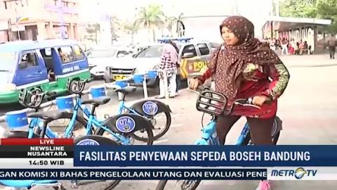 Fasilitas Sewa Sepeda Gratis di Bandung