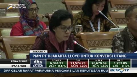 DPR Setuju PMN untuk PT KAI dan PT Djakarta Lloyd