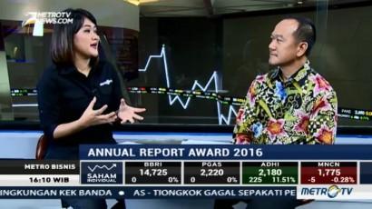 OJK Kembali Gelar Annual Report Award
