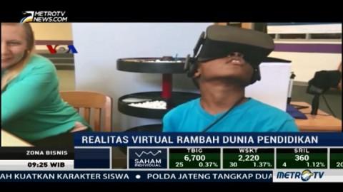Teknologi VR Rambah Dunia Pendidikan