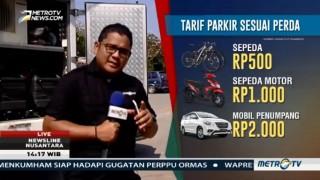 Evaluasi Penerapan Sistem Parkir Online di Palembang