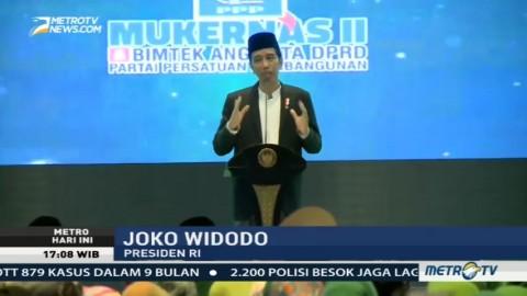 Jokowi Tekankan Pentingnya Pendidikan Karakter & Agama