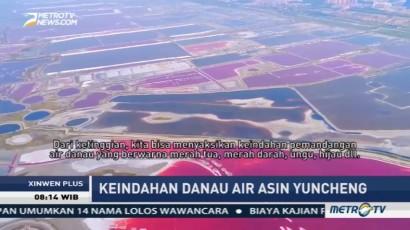 Keindahan Danau Air Asin Yuncheng
