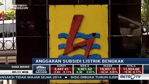 Anggaran Subsidi Listrik di RAPBN-P 2017 Naik Jadi Rp52 T