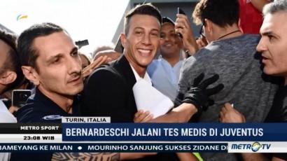 Federico Bernardeschi Jalani Tes Medis di Juventus