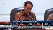 Jokowi: Kita Masih Bicara Kereta Cepat, Negara Lain Sudah <i>Hyperloop</i>