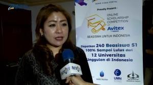 Komitmen Avitex dalam Memajukan Pendidikan Bangsa