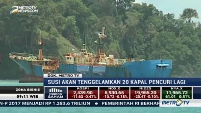 KKP Tolak Rencana Pelelangan 3 Kapal Pencuri Ikan