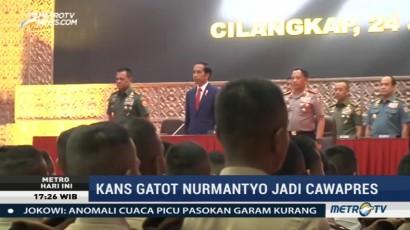 Kans Gatot Nurmantyo Jadi Cawapres