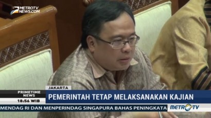 Anggaran Ditolak, Pemerintah Tetap Kaji Pemindahan Ibu Kota