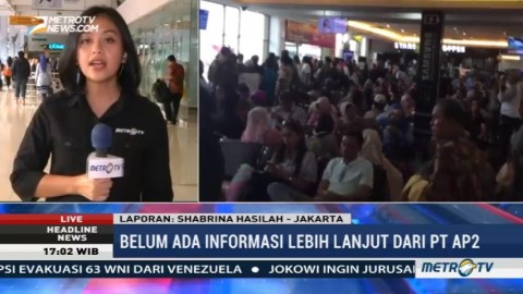 Sudah Tidak Ada Penumpukan Penumpang di Bandara Halim