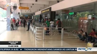 Jadwal Penerbangan di Bandara Halim Kembali Normal