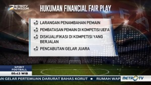 AC Milan Dibayangi Ancaman Financial Fair Play