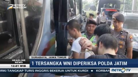 92 WNA Pelaku Penipuan Online Dibawa ke Jakarta