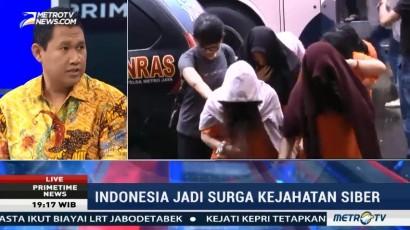 Keamanan Siber di Indonesia Dinilai Belum Jadi Prioritas