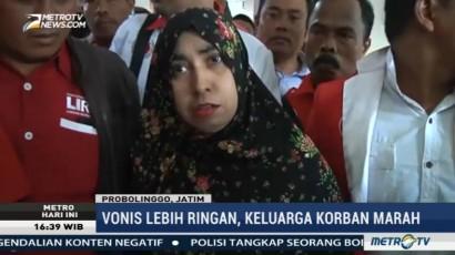 Keluarga Korban Tak Terima Dimas Kanjeng Divonis 18 Tahun Penjara