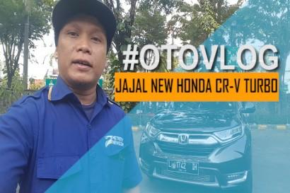 Mencoba Ketangguhan New Honda CR-V Turbo