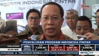 Penyaluran Program Indonesia Pintar Ditargetkan Rampung Bulan Ini
