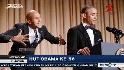Selamat Ulang Tahun Obama