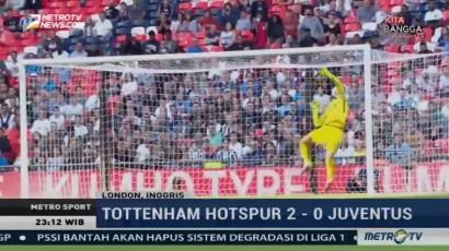Tottenham Hotspur Taklukkan Juventus 2-0