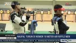 Kenalan dengan Naufal, Atlet Tembak Indonesia di SEA Games