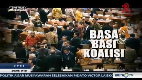 Opsi: Basa-Basi Koalisi (1)