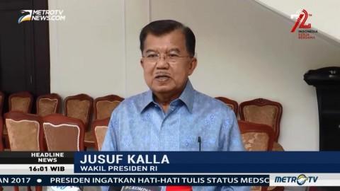 JK: Pembentukan TPF Kasus Novel Belum Diperlukan