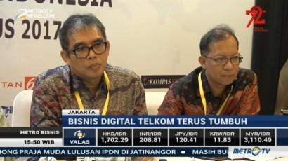 Telkom Perbesar Porsi Bisnis Digital