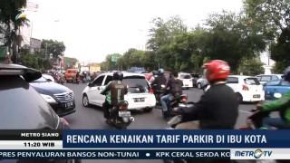 Rencana Kenaikan Tarif Parkir di Ibu Kota