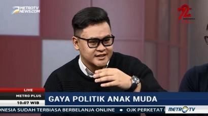 Opinion, Gaya Politik Anak Muda (1)