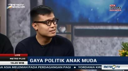 Opinion, Gaya Politik Anak Muda (2)