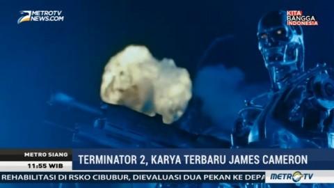 Terminator 2, Karya Terbaru James Cameron