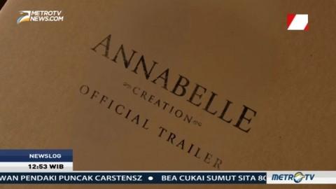 Annabelle: Creation Siap Temani Akhir Pekan