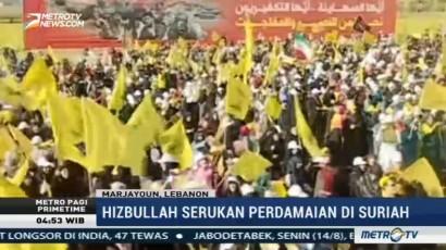 Hizbullah Minta Lebanon Jalin Hubungan Baik dengan Suriah