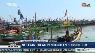 Nelayan di Pesisir Pantura Tolak Rencana Pencabutan Subsidi BBM