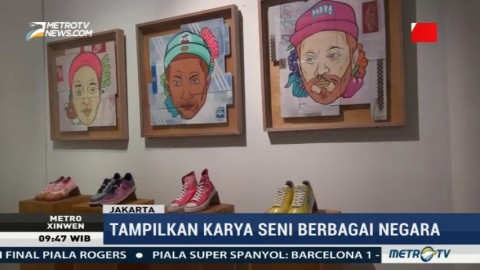 Pameran Animamix Biennale Digelar di Jakarta