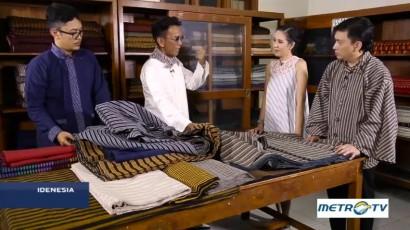 Idenesia: Lurik, Wastra Peradaban Nusantara (3)