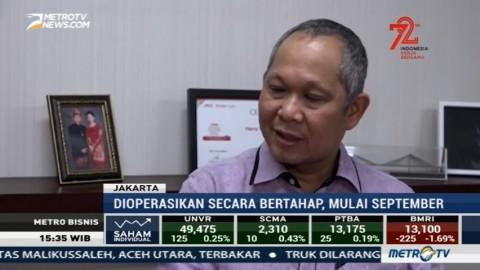 Mulai September, Tol Trans Sumatera akan Dioperasikan Secara Bertahap
