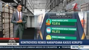Kontroversi Remisi Narapidana Kasus Korupsi