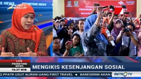 PKH Dinilai Paling Efektif Mengikis Kemiskinan di Indonesia