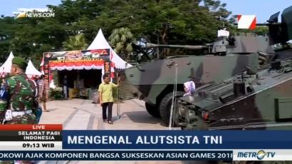 Mengenal Lebih Dekat Alutsista TNI (1)