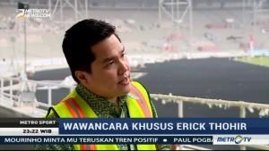 Erick Thohir Bicara Bursa Transfer Inter Milan