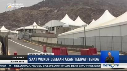 Tenda Jemaah Ditargetkan Beres H-2 Wukuf