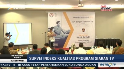 Mata Najwa dan Primetime News Masuk Program Berkualitas KPI