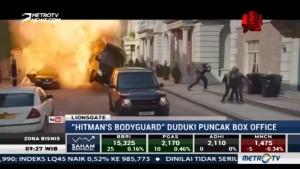 Hitsman's Bodyguard Duduki Puncak Box Office