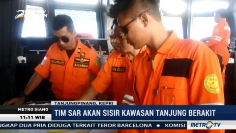 Satu Jenazah Awak Kapal Perang AS Ditemukan di Perairan Johor